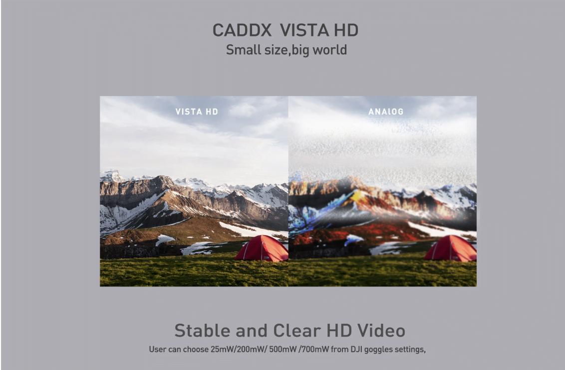 caddx camrea kit desc3 mantisfpv