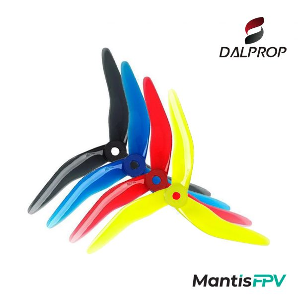 Dalprop NEPAL N1 Freestyle Sweepback Props