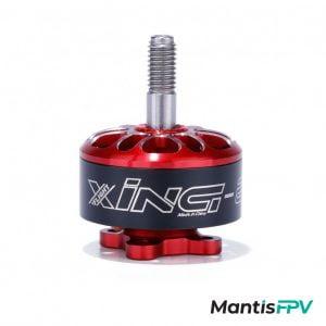 iflight motor xing race 2208 1700kv 1800kv red front mantisfpv