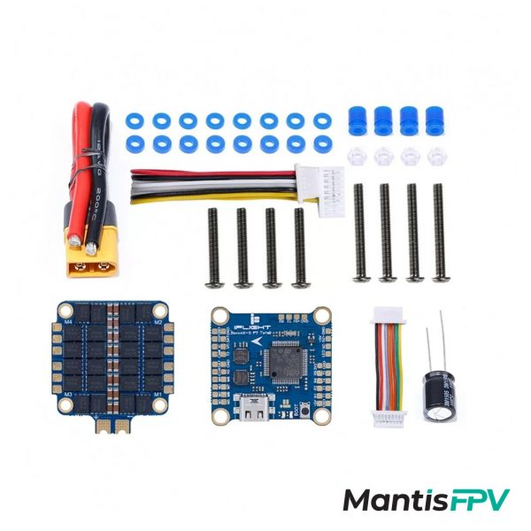 iflight stack electronics succex d F7 V2.1 TwinG Baro 50A Stack mantisfpv