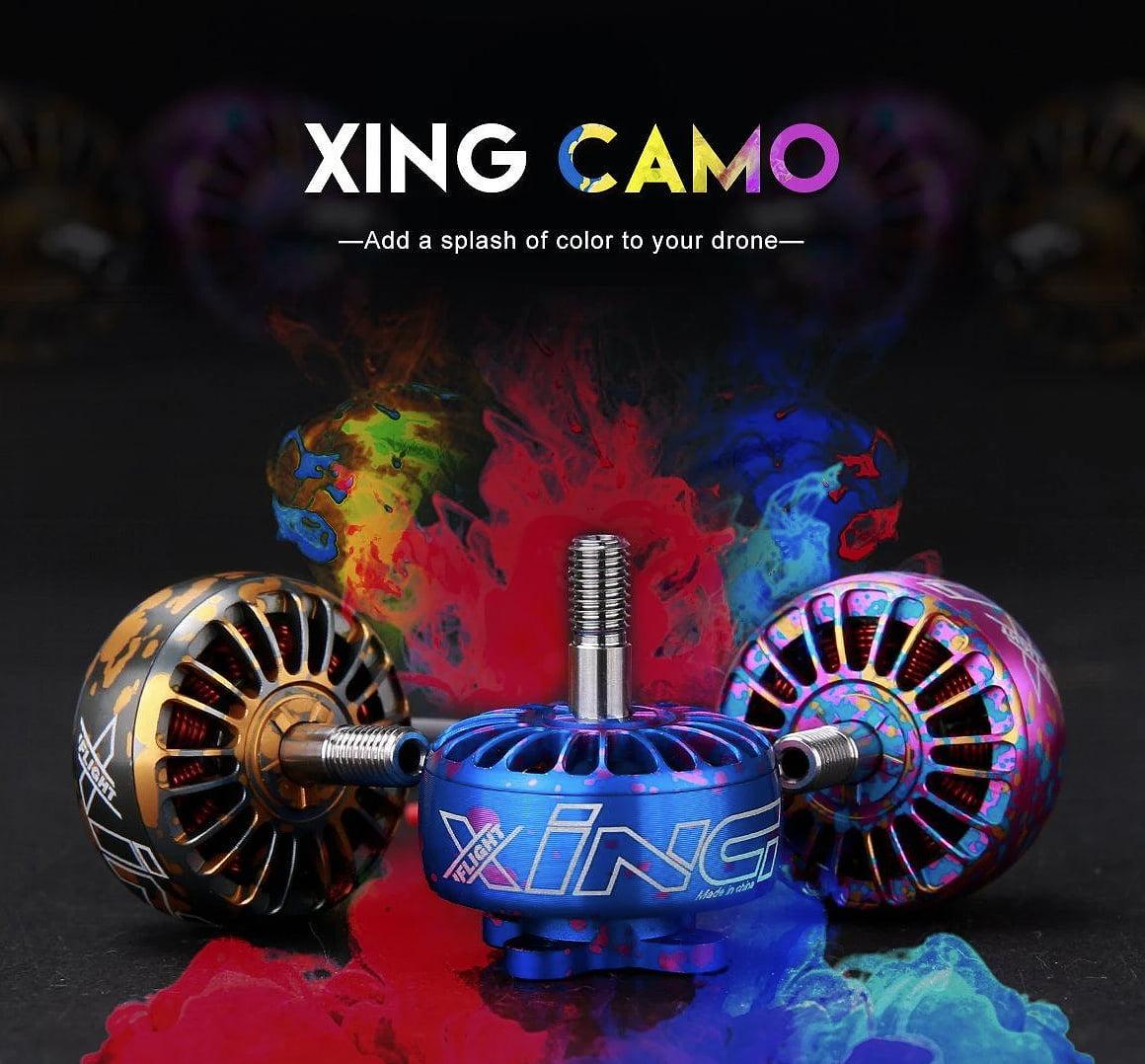 iflight xing camo 2207 2208 2306 race motor products description mantisfpv