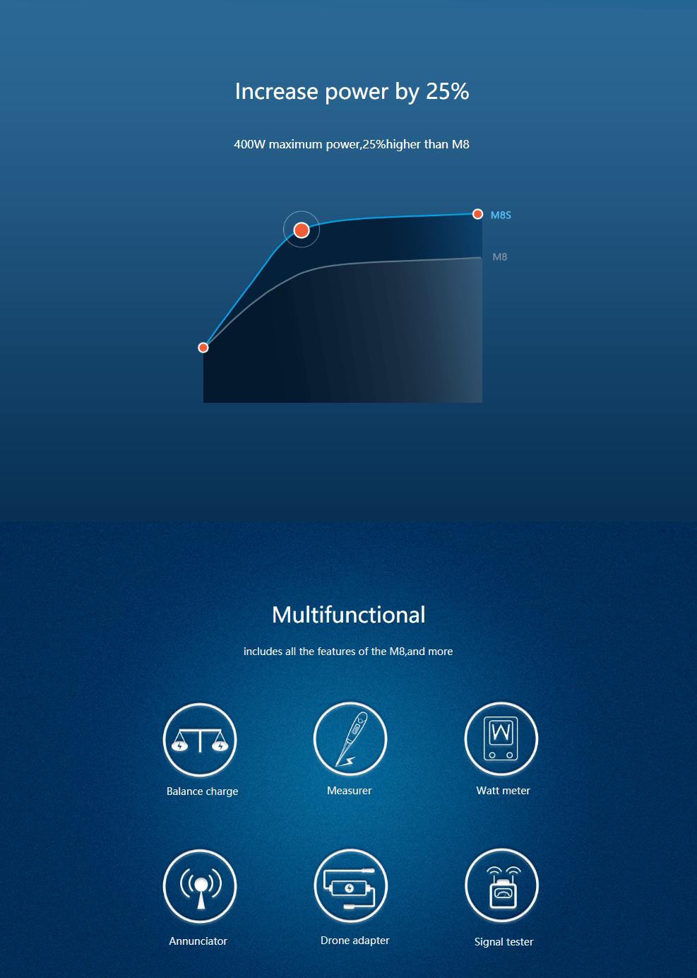 toolkitrc m8s muilt function desc3 mantisfpv