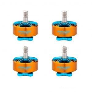 tmotor motor pacer 2207.5 1750kv orange blue front pack of 4 set mantisfpv 1