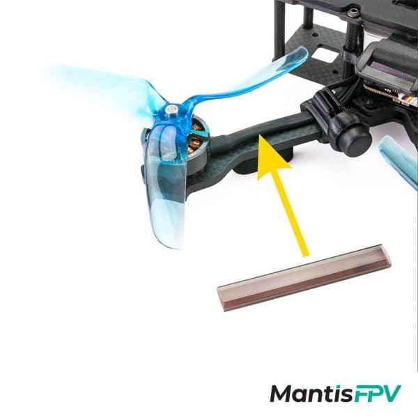 iflight cable conduit 40mm 10mm diagram australia mantisfpv