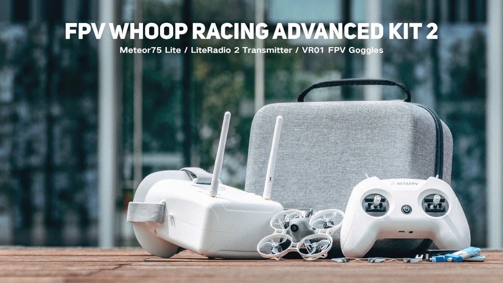BetaFPV Whoop Racing Advanced Kit 2 mantisfpv