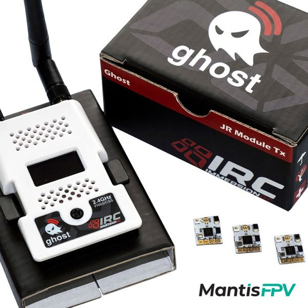 ImmersionRC Ghost 2.4GHZ RC Control System Starter Pack