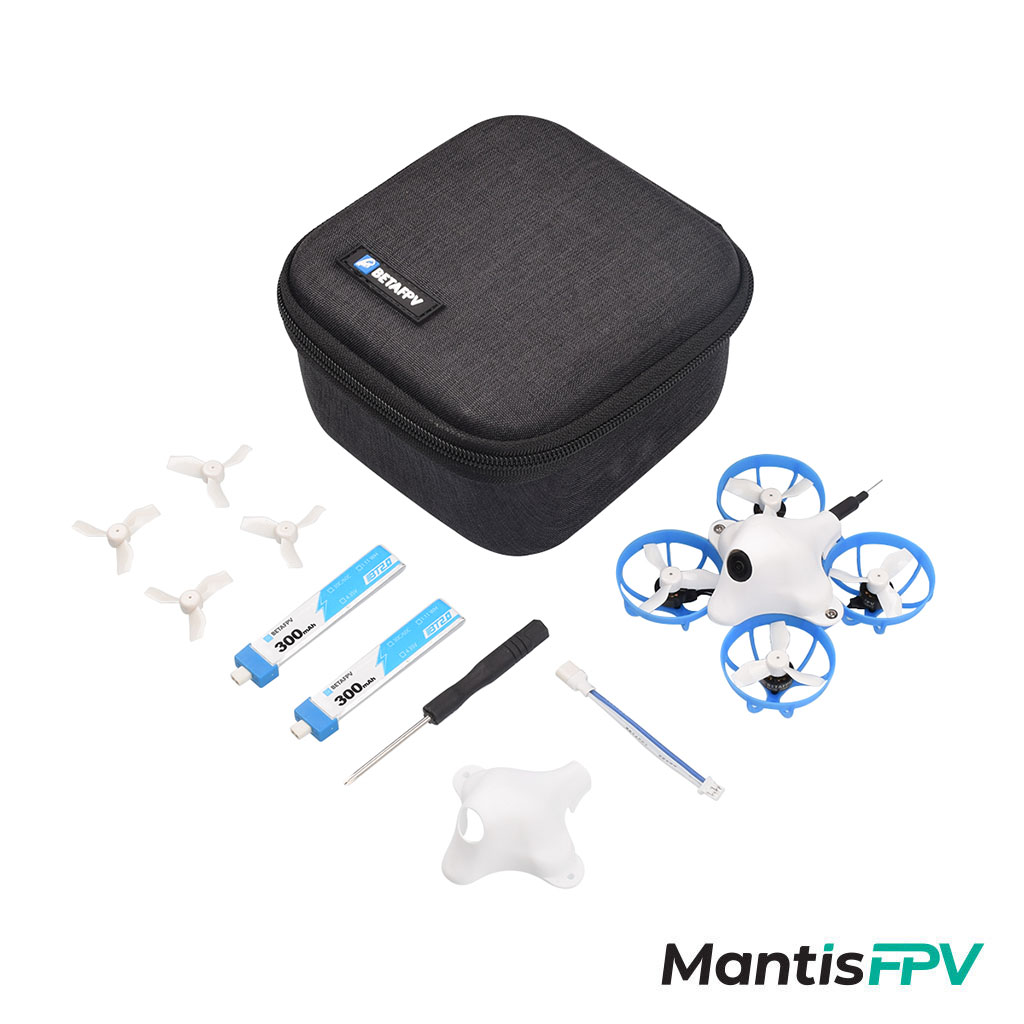 BetaFPV Meteor65 HD Whoop Quadcopter Australia package MantisFPV
