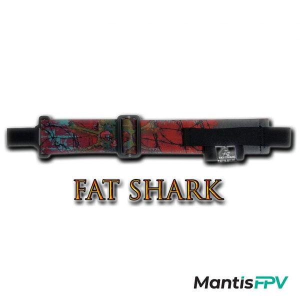 FatStraps Lethal FatShark FPV Goggles Head Strap