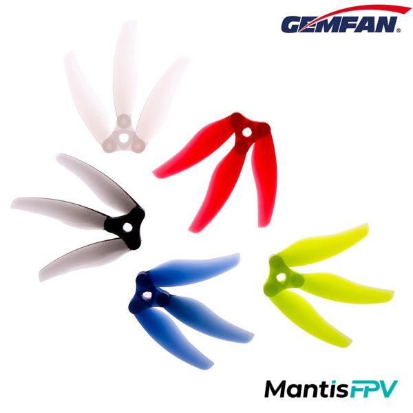Gemfan Floppy Proppy 5135 3 Foldable Propeller (Set of 4)