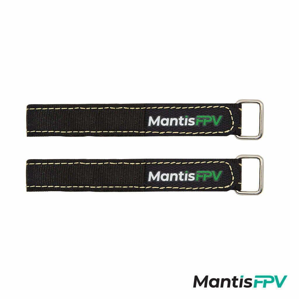 MantisFPV Kevlar Lipo Battery Strap Pair 250x20mm