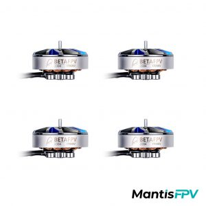 BetaFPV 2004 1700KV Brushless Motors (4 Pack)