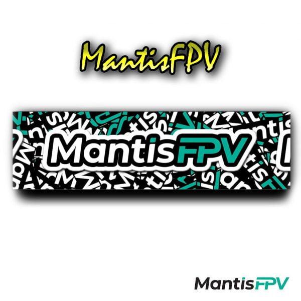 FatStraps MantisFPV DJI FPV Goggles Head Strap