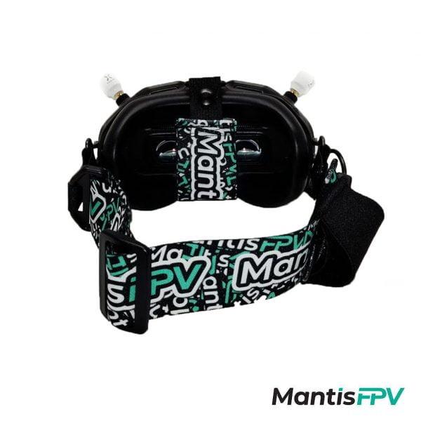 FatStraps MantisFPV DJI FPV Goggles Head Strap product Australia