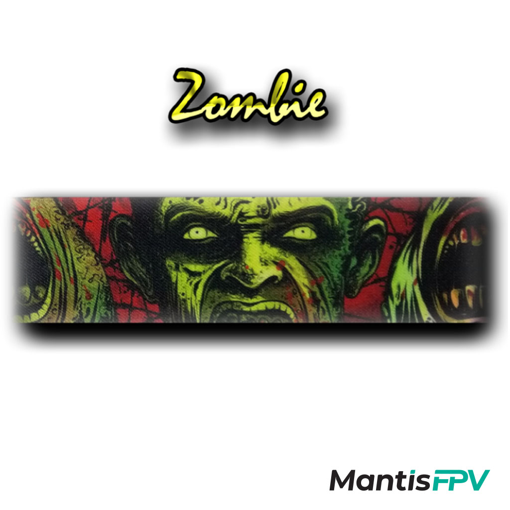 FatStraps Zombie DJI FPV Goggles Head Strap