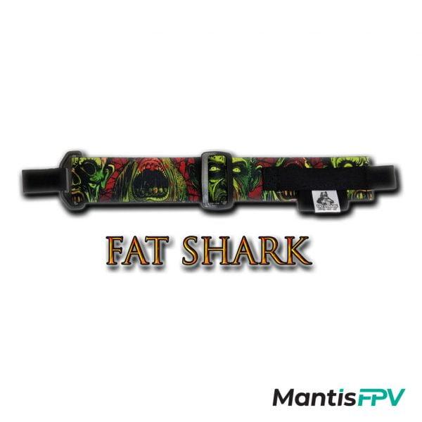 FatStraps Zombie FatShark FPV Goggles Head Strap