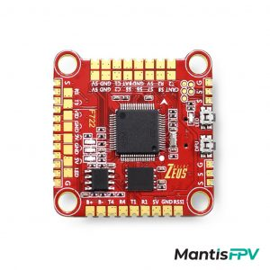 hglrc zeus f722 flight controller hd product australia mantisfpv