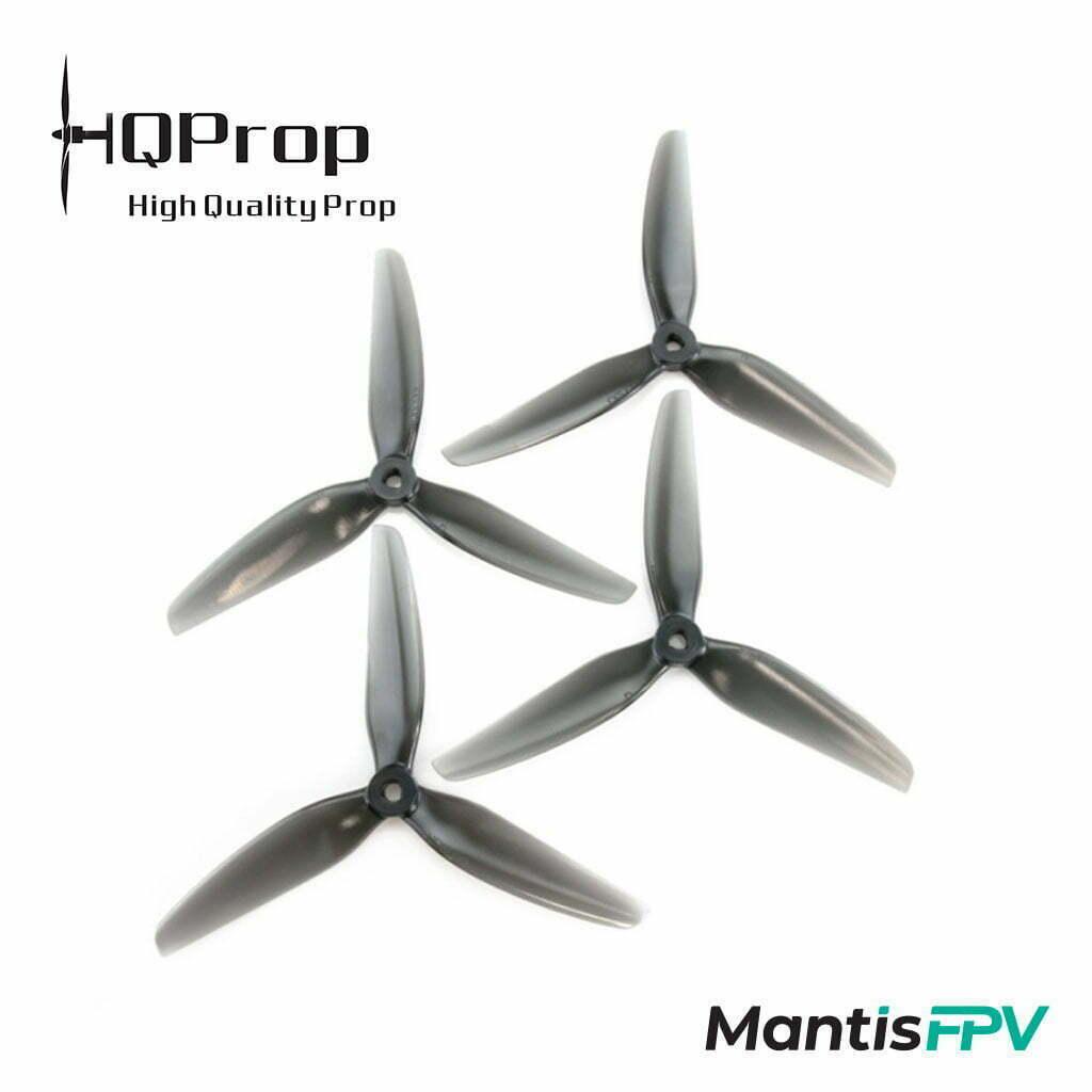 hq durable prop 6x3 5x3 light grey set of 4 mantisfpv