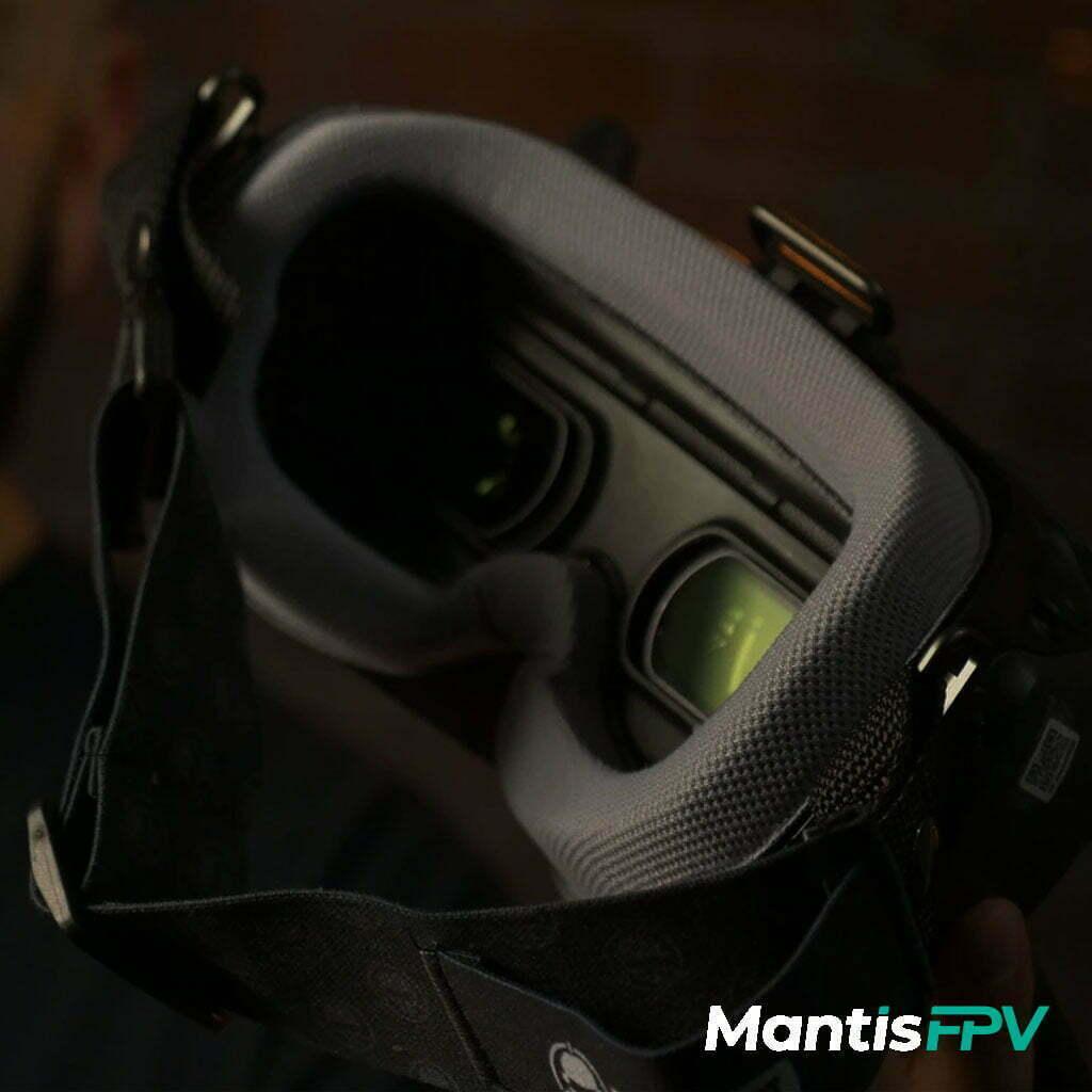 Rotor Riot Custom Foam Padding for DJI FPV Goggles