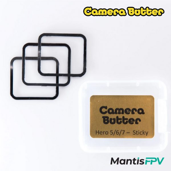 camera butter glass nd filter 16 for gopro hero adhesive australia 5 6 7 mantisfpv