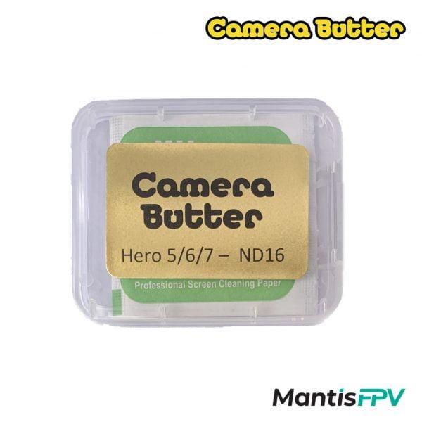 camera butter glass nd filter 16 for gopro hero australia 5 6 7 mantisfpv