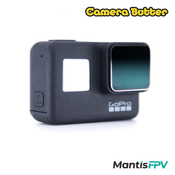 camera butter glass nd filter for gopro hero 5 6 7 mantisfpv