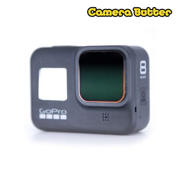 camera butter glass nd filter for gopro hero 8 9 1