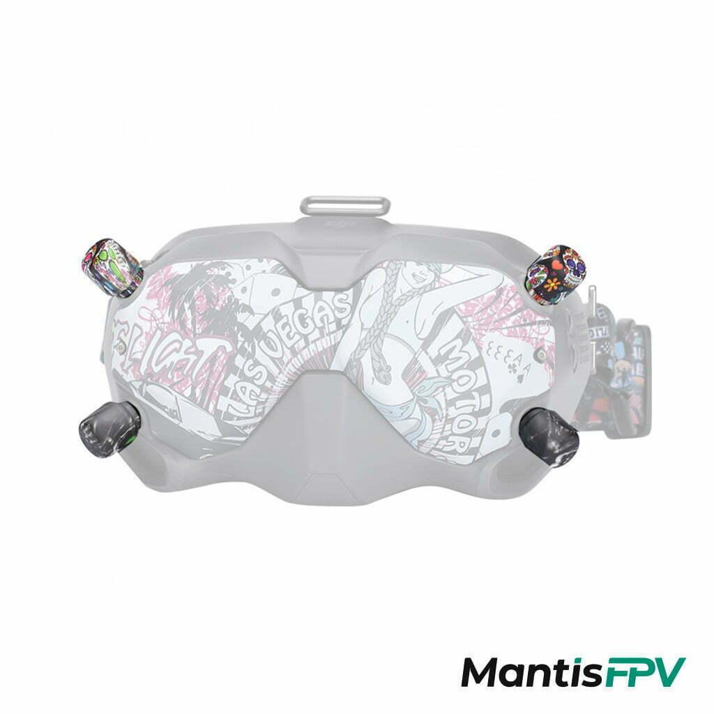 iflight crystal lhcp short omni antennas for digital fpv mantisfpv