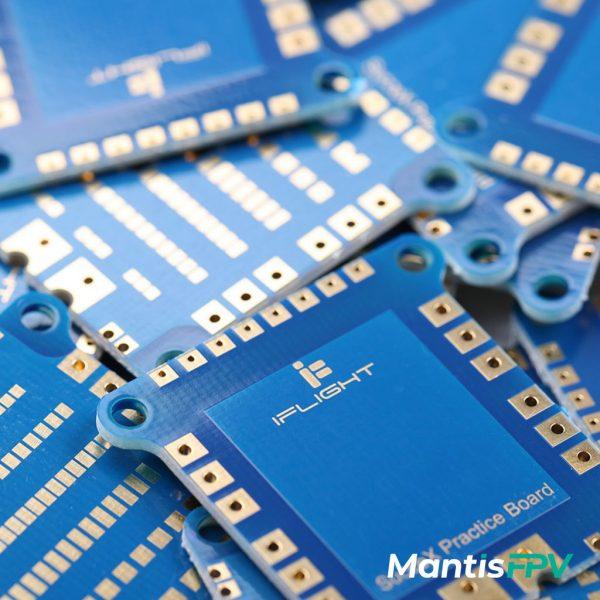 iflight practice soldering board mantisfpv