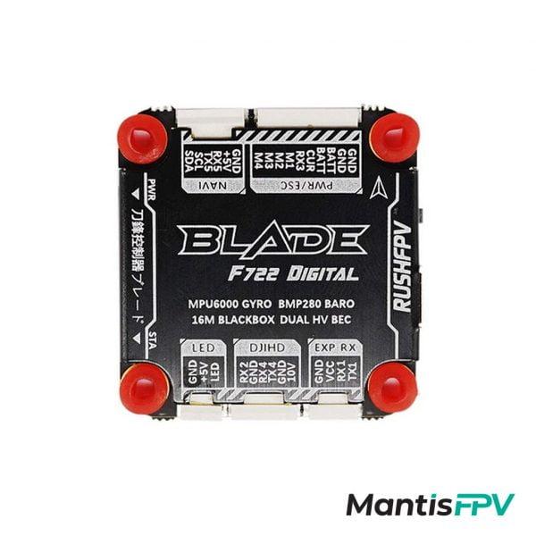 rushfpv rush blade digital f722 mantisfpv