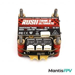 RushFPV Rush Blade F722 50A 30x30 Rush Tank II VTX FPV Stack Combo