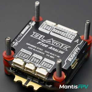 RushFPV Rush Blade Stack Speed Edition Analog (F722+60A 30x30 ESC)
