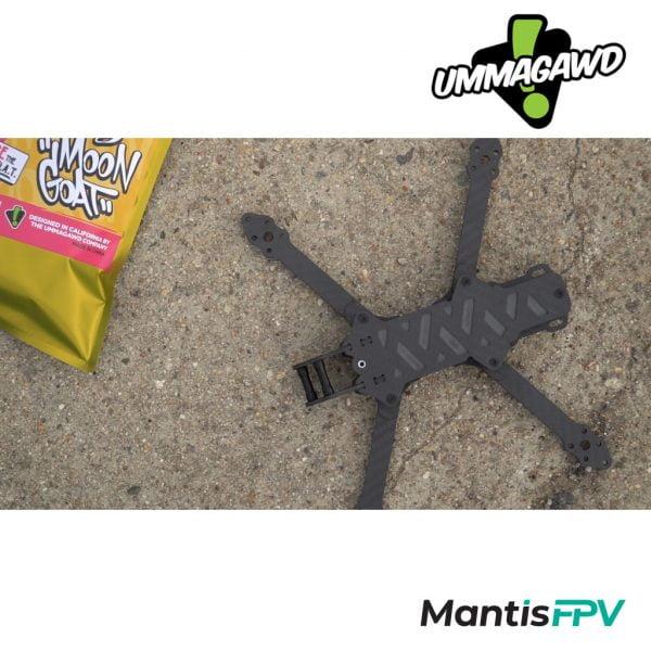 ummagawd moongoat frame kit australia product mantisfpv