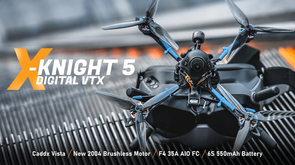 xknight digital 5 inch fpv australia mantisfpv