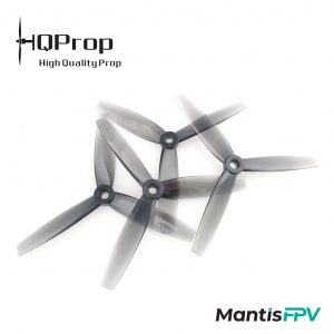 HQProp 3D 5x3.5x3 Grey (Set of 4)