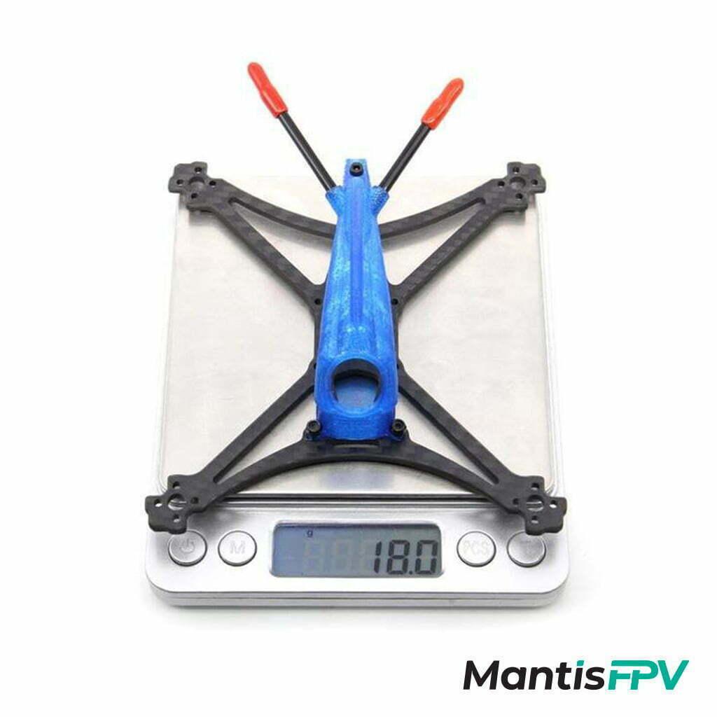 mantisfpv hglrc petrel132 weight aust
