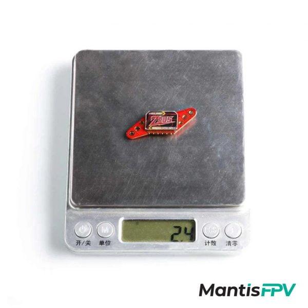 mantisfpv hglrc zeus nano 350mw vtx weight australia
