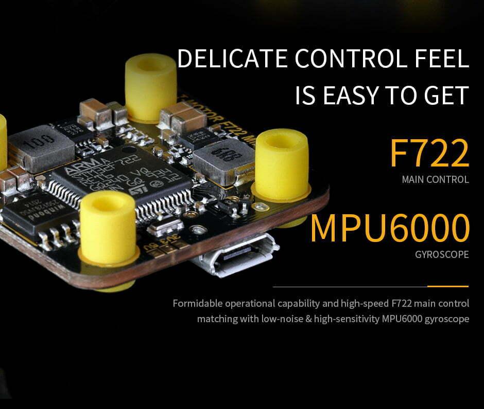 mantisfpv tmotor f7 mini delicate