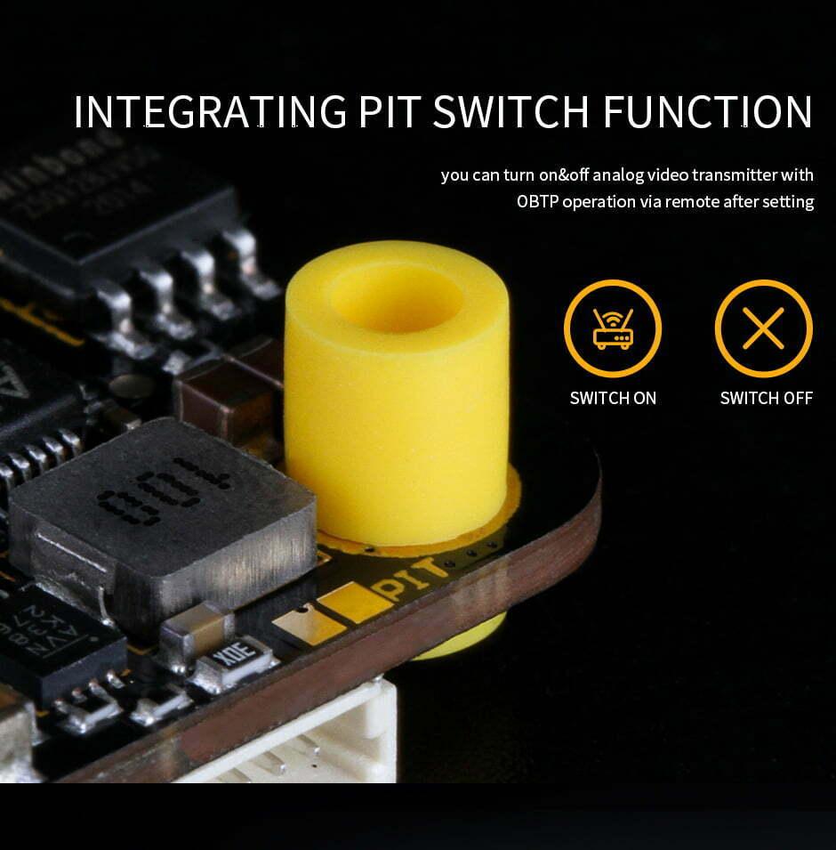 mantisfpv tmotor f7 mini softmount