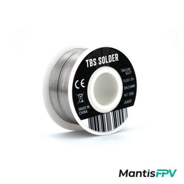 TBS Solder 100g (0.8mm Diameter)