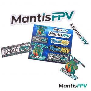 MantisFPV Decal Sticker Pack