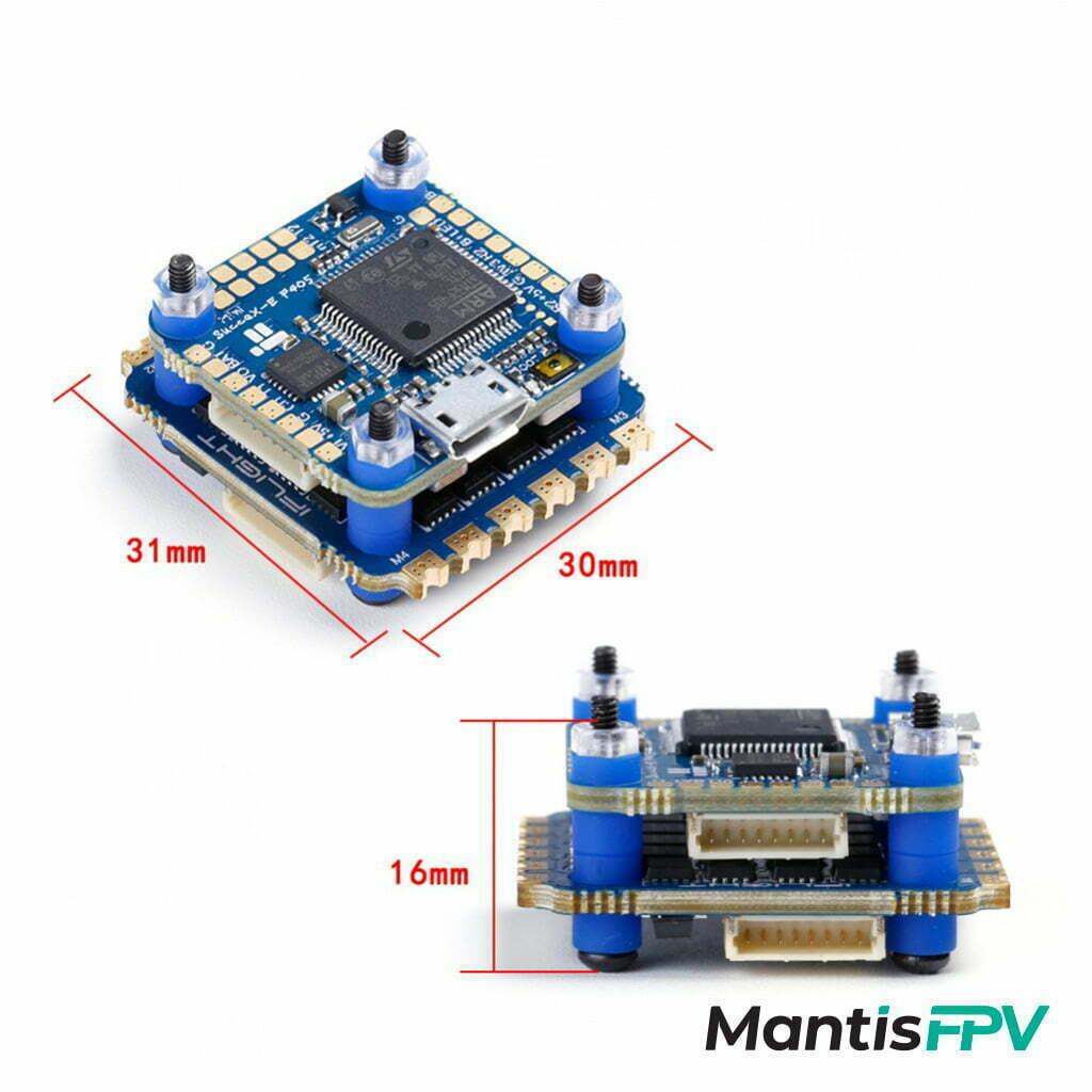 mantisfpv iflight succex e mini f4 stack dimensions australia