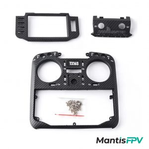 RadioMaster TX16S Carbon Face Plate Set