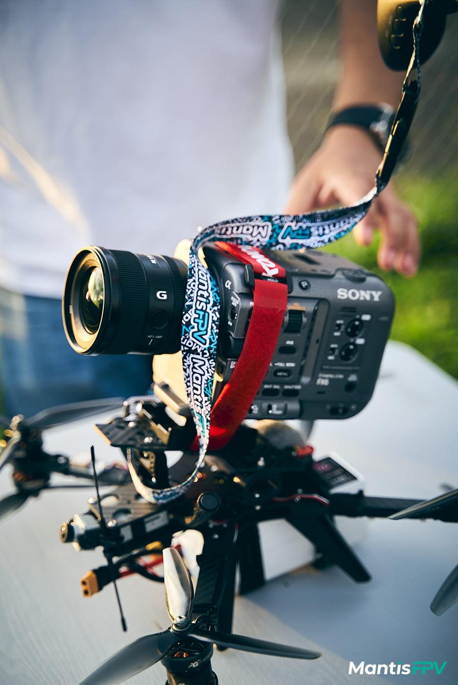 custom built fpv drone sydney