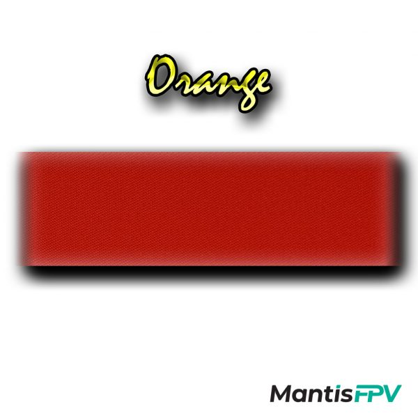 fatstraps orange dji fpv goggles head strap mantisfpv