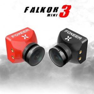 foxeer falkor 3 mini 1200tvl wdr low latency fpv camera product australia mantisfpv 1