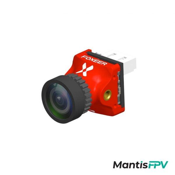 foxeer predator nano v5 m8 1000tvl 1 8mm fpv camera hs1250 red mantisfpv australia