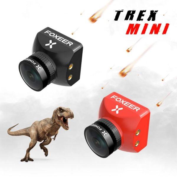 foxeer t rex mini 1500tvl 6ms low latency super wdr product australia mantisfpv 1