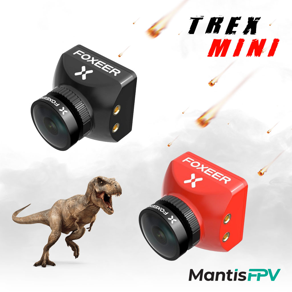 foxeer t rex mini 1500tvl 6ms low latency super wdr product australia mantisfpv