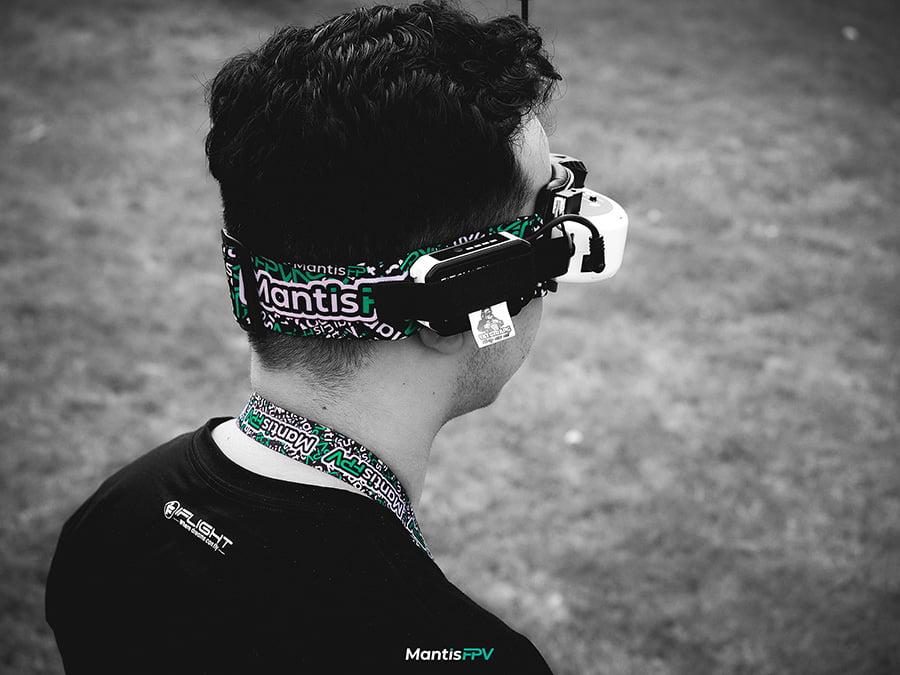 mantisfpv fatstrap fpv straps for dji goggles