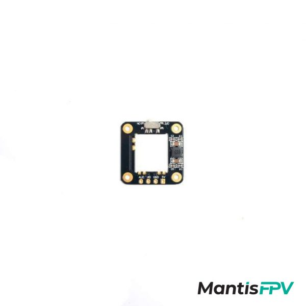 mantisfpv mamba tbs unify adaptor board 20x20 au